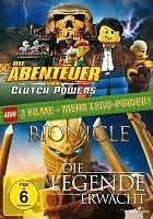 LEGO: Die Abenteuer von Clutch Powers + Bionicle: Die Legende erwacht - der FILM