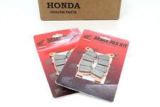 Genuine Honda Front Brake Pads Pad Set 2001-2017 GL 1800 All Goldwing F6B #W03