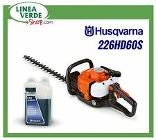 Taille haies Husqvarna 226hd60s une Mélange D'huile Litre - Taille-haies