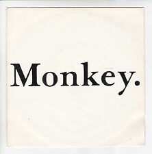 "MICHAEL George Vinyl 45 tours SP 7"" MONKEY - EPIC 651700 STEREO F Reduit RARE"