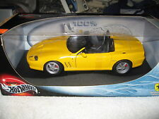 Hot wheels 1/18 scale Ferrari Barchette Pininfarina, new mint boxed