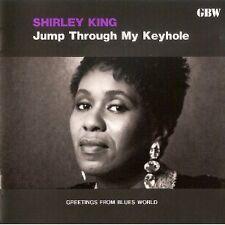 Shirley King Jump Through My Keyhole Jimmy Dawkins Keith / Ray Scott JAPAN RAR!