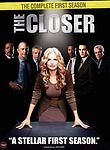 The Closer - The Complete First Season (DVD, 2006, 4-Disc Set)
