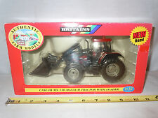 Case IH MX 110 Maxxum With Loader   By Britains   1/32nd Scale