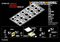 Voyager TEZ049 1/35 Modern AFV Road Wheels Stenciling templates ver 3.0