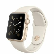 Apple Watch Series 2 42mm Gold  Case white Sport Band - (MP062LL/A)-Grade A