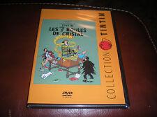 DVD COLLECTION TINTIN LES 7 BOULES DE CRISTAL - NEUF SOUS BLISTER
