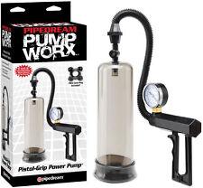 Developpeur Pénis Pistol-grip Power Pump Pompe Pipedream USA