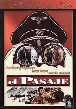 The Passage 1979 - Region 2 Compatible DVD Anthony Quinn NEW (UK seller!!!)