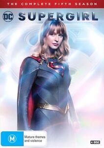 SUPERGIRL Season 5 : NEW DVD