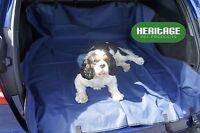 Heritage Waterproof Car Rear Back Seat Cover Pet Dog Protector Boot Mat Liner