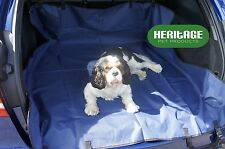 Heritage Waterproof Car Rear Back Seat Cover Pet Dog Protector Boot Mat Liner