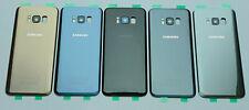 Vitre arrière- couvercle cache batterie avec adhésif pour Samsung Galaxy S8 G950