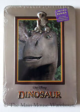 Disney CGI Animated Movie Dinosaur on DVD in Real 3D Collectible Tin Packaging