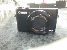 Canon PowerShot G7 X MK I 20.2MP HD 1080p Camera Flip Screen. Tested