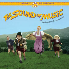 The Sound Of Music - 2 x CD  Complete Score - Limited Edition - Richard Rodgers