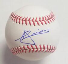 Andrelton Simmons Signed Official MLB Baseball Angels Beckett BAS Auto C14514