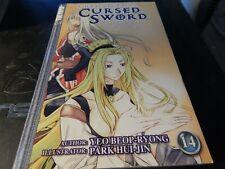 Chronicles of the Cursed Sword Tokyopop Manga issue 14