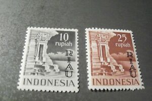 Indonesia RIAU # 21-2 MH cv 13.50