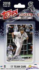 Chicago White Sox 2018 Topps Baseball EXCLUSIVE 17 Card Team Set - Jose Abreu ++