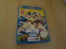 North & South Nintendo NES boxed