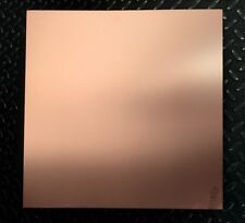 """12""""x12"""" .021 .5oz Double-Sided Copper Clad PCB Circuit Board Mil-Spec"""