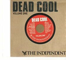 (FP999) The Independent presents, Dead Cool Vol 1, 8 tracks various artists - CD