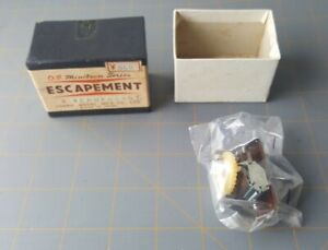 Ogawa Escapement Vintage RC Model Airplane Radio Control Part K-II Compound S