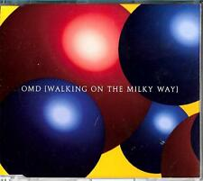 OMD cd (3 tracks) - Walking On The Milky Way