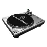 INCOMPLETE Audio-Technica AT-LP120-USB Direct-Drive Turntable (USB & Analog)