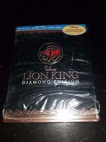 El Rey León 3d+2d BLU-RAY+ DVD + DIGITAL 4 DISCOS Viva Metálica Caja NUEVO +