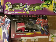 Transformers G1 Walmart  Optimus Prime NEW 2019