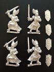 Warhammer Citadel Lord of The Rings LOTR - Knight of Dol Amroth Foot Metal OOP