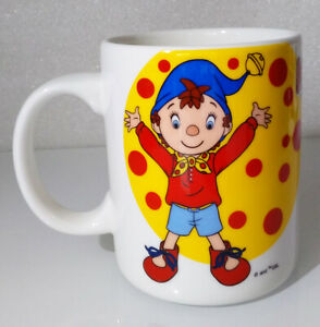 RARE Beautiful Mug Cup ✱ NODDY ~ ENID BLYTON ✱ Collection Pottery Portugal