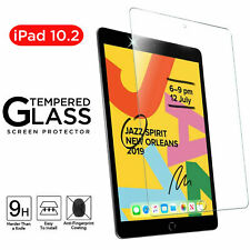 Genuine Tempered Glass Screen Protector For Apple iPad 10.2 2020 8th Generation