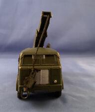 Dinky Toys 826 Truck Military Crane Berliet 6X6 Pull&bear New Version
