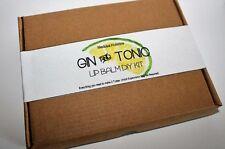 Gin and tonic- Diy lip balm kit - make your own kit
