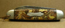 Providence, RI. Antique IMPERIAL USA SCOUT Knife. 1930s Multi-Color. SCARCE. NoR