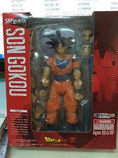 Dragon Ball Z Son Goku SH Figuarts Tamashii Web Bandai Action Figure