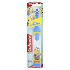 Colgate Minions Battery Powered Kids Children Toothbrush