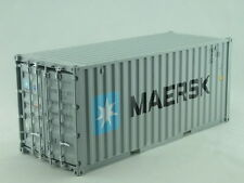 1/20 MAERSK Shipping Container Model