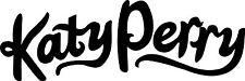 Vinyl Decal Truck Car Sticker Laptop - Music Bands Katy Perry Logo