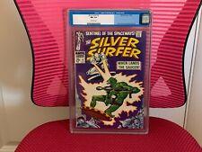 Silver Surfer #2 CGC 9.2