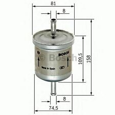 NEW ENGINE FUEL FILTER OE QUALITY REPLACEMENT BOSCH 0450905030