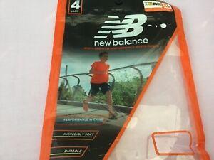 new Balance boys 4 pack boxers size 16/18 white hi lite black £18.90