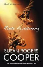Rude Awakening (Sheriff Milt Kovak Mysteries (Hardcover))-ExLibrary