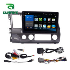 Android 8.1 Quad Core Car Stereo GPS Player Navigation For Honda Civic 2004-2011