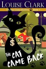 The Cat Came Back (the 9 Lives Cozy Mystery Series, Book 1) (Paperback or Softba