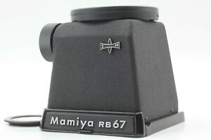 [EXC5] Mamiya RB Dual Magnifying Hood 3x 5x For RB67 From JAPAN