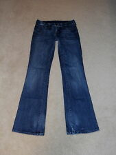 CITIZENS OF HUMANITY LOW RISE FLARE STRETCH JEANS SIZE 26